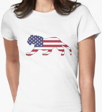 American Flag – Tiger T-Shirt