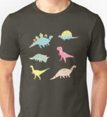 Dinosaur Pattern Unisex T-Shirt