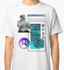Yung Lean Vaporwave aesthetics Classic T-Shirt