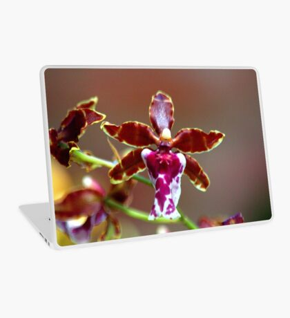 Orchid 07 Laptop Skin