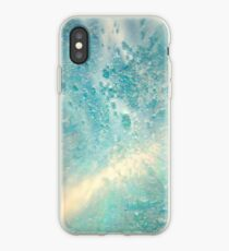THE SEA OF AQUAMARINE iPhone Case