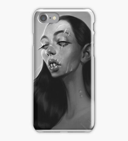 Mrs Drac iPhone Case/Skin