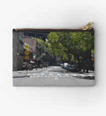 Pedestrian Crossing Studio Pouch