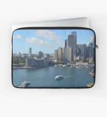 Sydney Harbour From The Bridge Laptop Sleeve