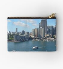 Sydney Harbour From The Bridge Studio Pouch