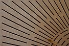Radiant Grate With Leaf by John Ayo