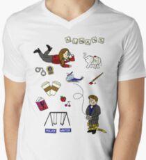 Caskett Starter Set Men's V-Neck T-Shirt