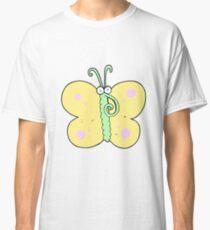 cartoon butterfly Classic T-Shirt
