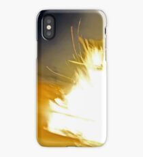 Flame explosion iPhone Case/Skin