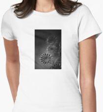 432 Hz Women's Fitted T-Shirt