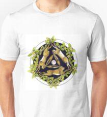 three hares Unisex T-Shirt