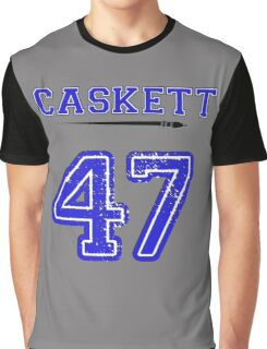 Caskett 47 Jersey Graphic T-Shirt