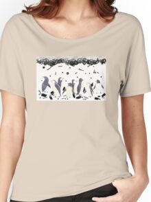 The Gifts To Penguins Women's Relaxed Fit T-Shirt
