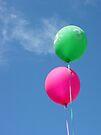 3rd Birthday Balloons by John Ayo