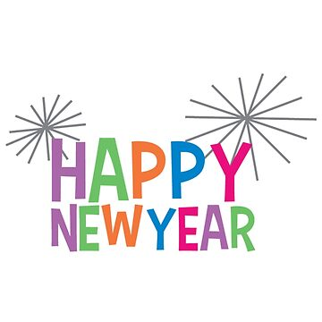 Happy New Year by 1mp3x