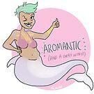 aromantic mermaid (sfw) by pagalini