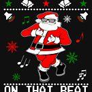 Santa Ju Ju Dance Shirt by EthosWear