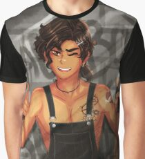 Punk Leo Valdez Graphic T-Shirt