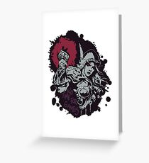 Sylvanas has no time for games Greeting Card