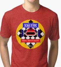 Scalextric Vintage Tri-blend T-Shirt