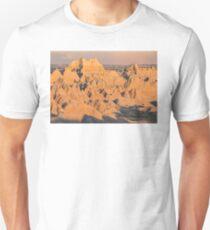 Badlands Sunset Unisex T-Shirt