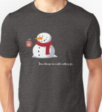 Some things are worth melting for... Unisex T-Shirt