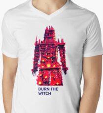 Radiohead - Burn the Witch Mens V-Neck T-Shirt
