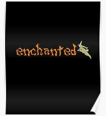 Enchanted Witch Fun Halloween Poster