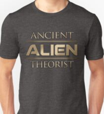 Ancient Alien Theorist Unisex T-Shirt