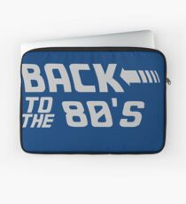 Back To The 80's Laptop Sleeve