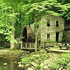 """""""Rice Grist Mill""""... prints and products by Bob Hall©"""
