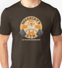 Squanchy's Gym T-Shirt