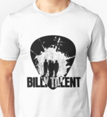 Billy Talent Pick Unisex T-Shirt