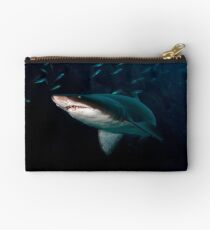 Grey Nurse Shark Studio Pouch