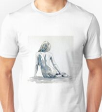 Coy - female nude T-Shirt