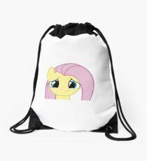 SAD YELLOW MLP Drawstring Bag