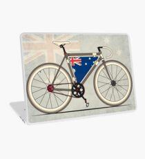 I love My Bike and Australia Laptop Skin