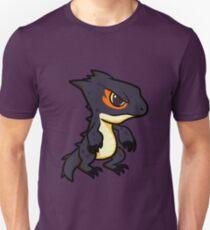 Red eyed crocodile skink Unisex T-Shirt