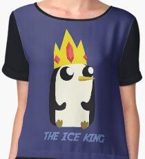 Ice king Chiffon Top