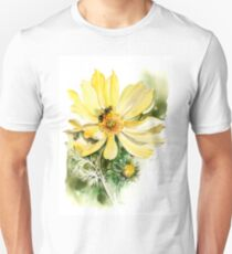 """""""Healing Your Heart"""" from the series """"Blossoming Planet"""" Unisex T-Shirt"""