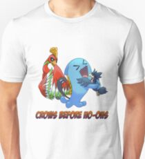 Crows Before Ho-Ohs Unisex T-Shirt