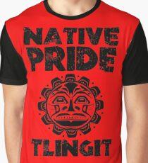 NATIVE PRIDE TLINGIT Graphic T-Shirt