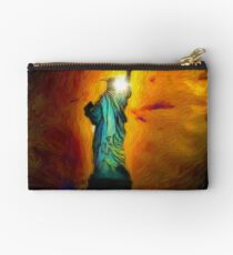 The Other Side of Liberty Studio Pouch