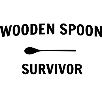 Wooden Spoon Survivor by familyman