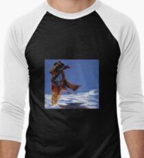 North Wind Blowin' Men's Baseball ¾ T-Shirt