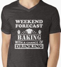 Baking with a chance of drinking T-Shirt