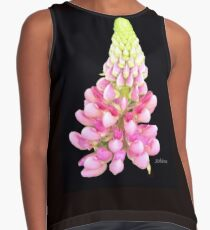 Lovely Lupin Contrast Tank
