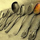 Just Add Two Tablespoons by Susan  Bergstrom