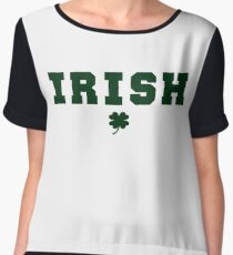 IRISH - The Departed (Frank Costello - Jack Nicholson) Chiffon Top