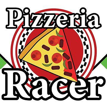 Pizzeria Racer Club by MetricMeasure